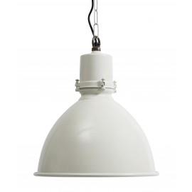 Nordal Lampe Fabrik weiß antik 40 cm